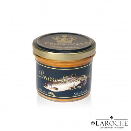 Cruscana, Smoked salmon butter