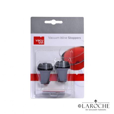 Vacuum wine stoppers, VacuVin