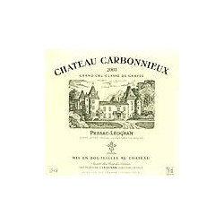 Château Carbonnieux rouge 2009, Pessac Léognan Cru Classé - Parker 89-92 - Magnum