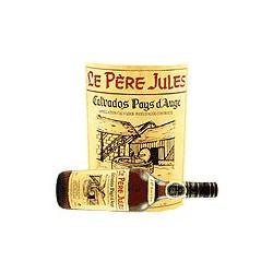 Le Père Jules, Calvados Pays d'Auge 10 Jahre alt - 70cl