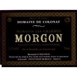Domaine de Colonat, Morgon - Les Charmes 2016 - Silbermedaille