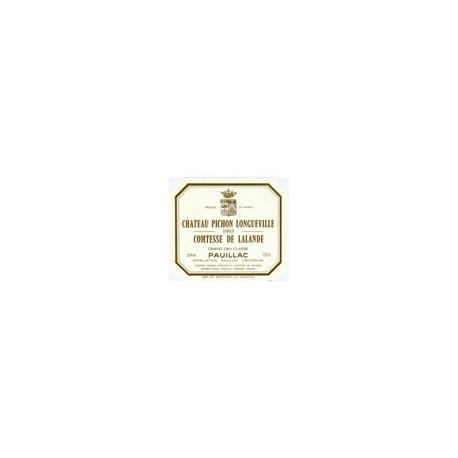 Ch?teau Pichon Comtesse de Lalande 2008, Pauillac 2? GCC - Parker 94-96 - Magnum