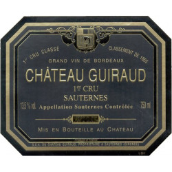 Château Guiraud 2005, Sauternes 1° Grand Cru Classé - 37,5cl - Parker 91